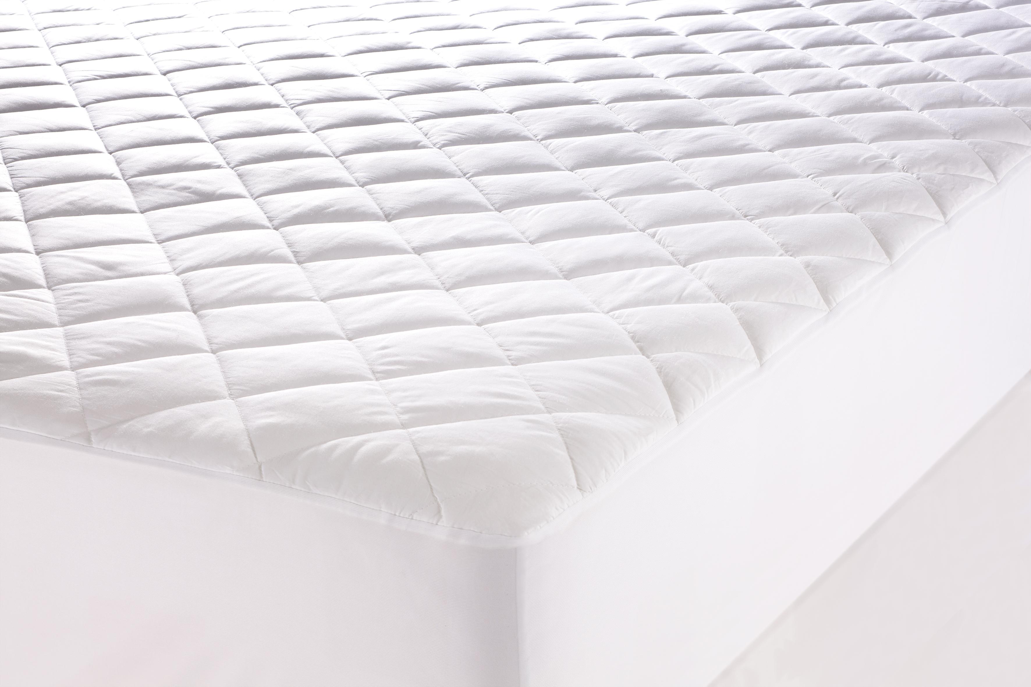 mattress memory topper shipping free dacron fiber today memorelle product bath bedding overstock beautyrest